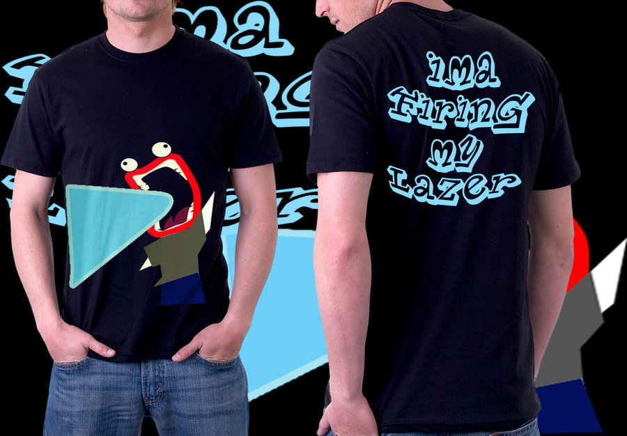 Hippe t-shirts